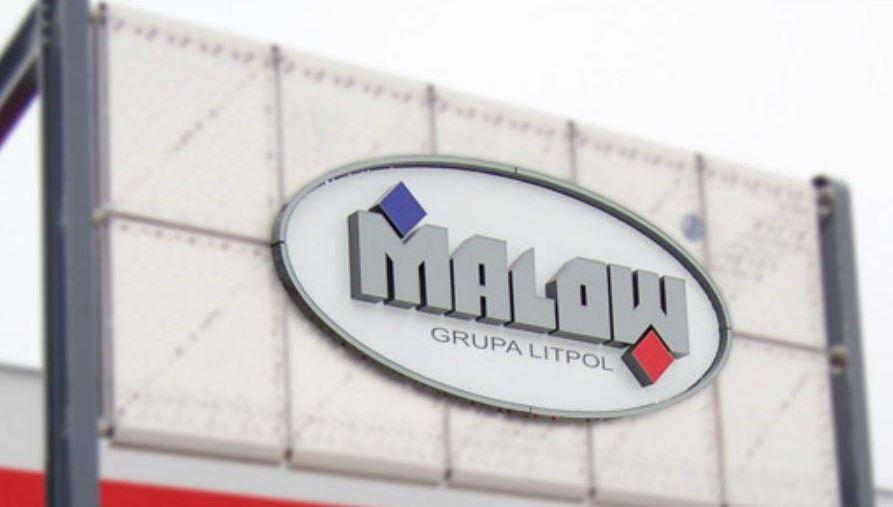 Malow - logo 3 D
